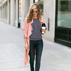 """<b>Nichole Ciotti, <a href=""""http://vanillaextract.me"""">Vanilla Extract</a></b> <br> East Bay blogger Nichole Ciotti is both a fashion and tech trendsetter. When she relaunched her blog in August, Nichole added fashion videos and easy, click-on-image shop"""