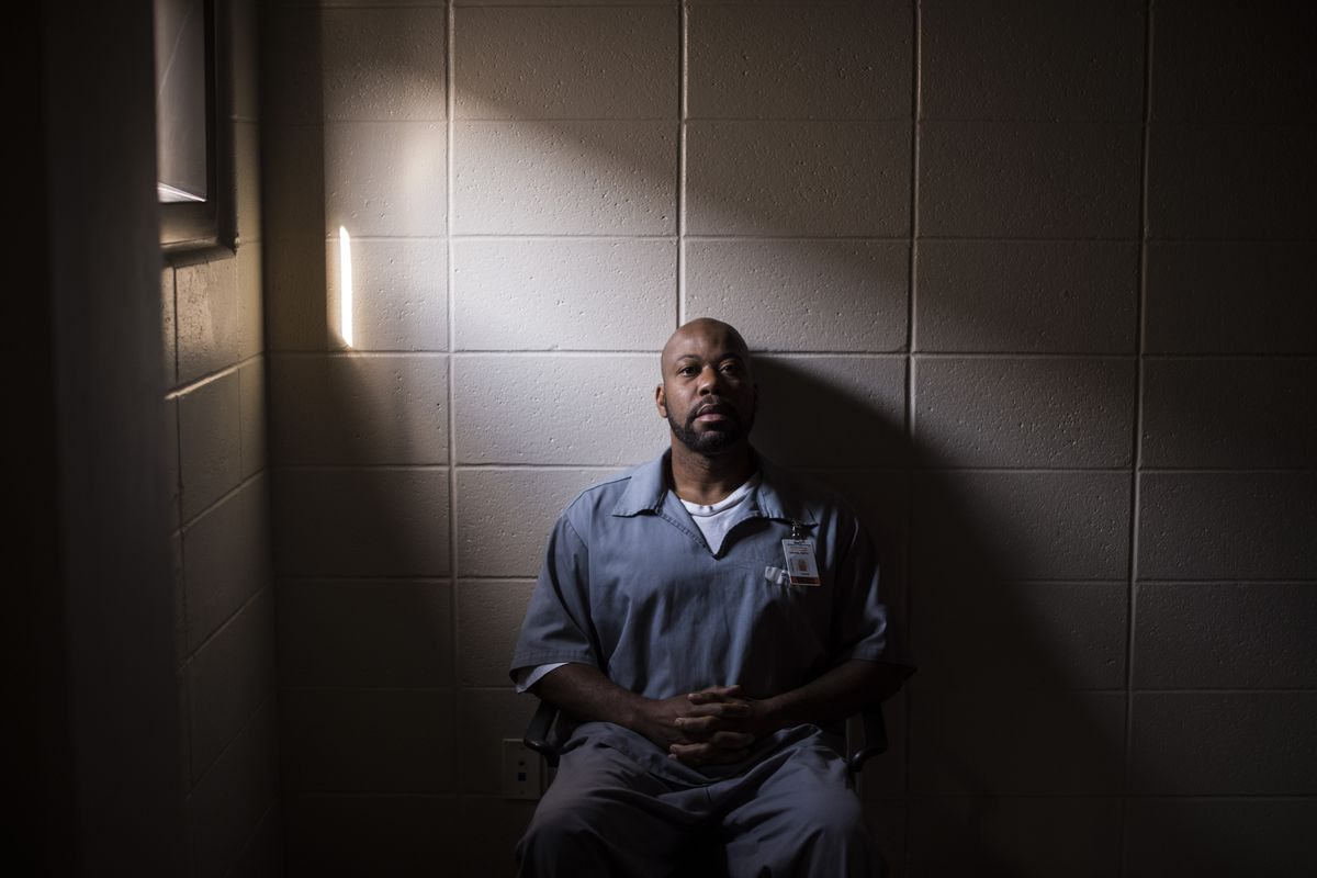 Prisoners rarely get released on parole, even when they're
