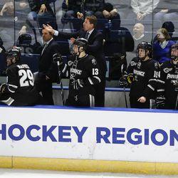 NCAA East Regional: Providence vs. Quinnipiac