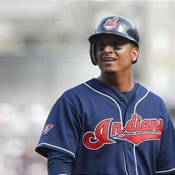 The Red Sox got slugger Victor Martinez from the Cleveland Indians.