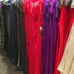 Long dresses, $250 (was $1,295)