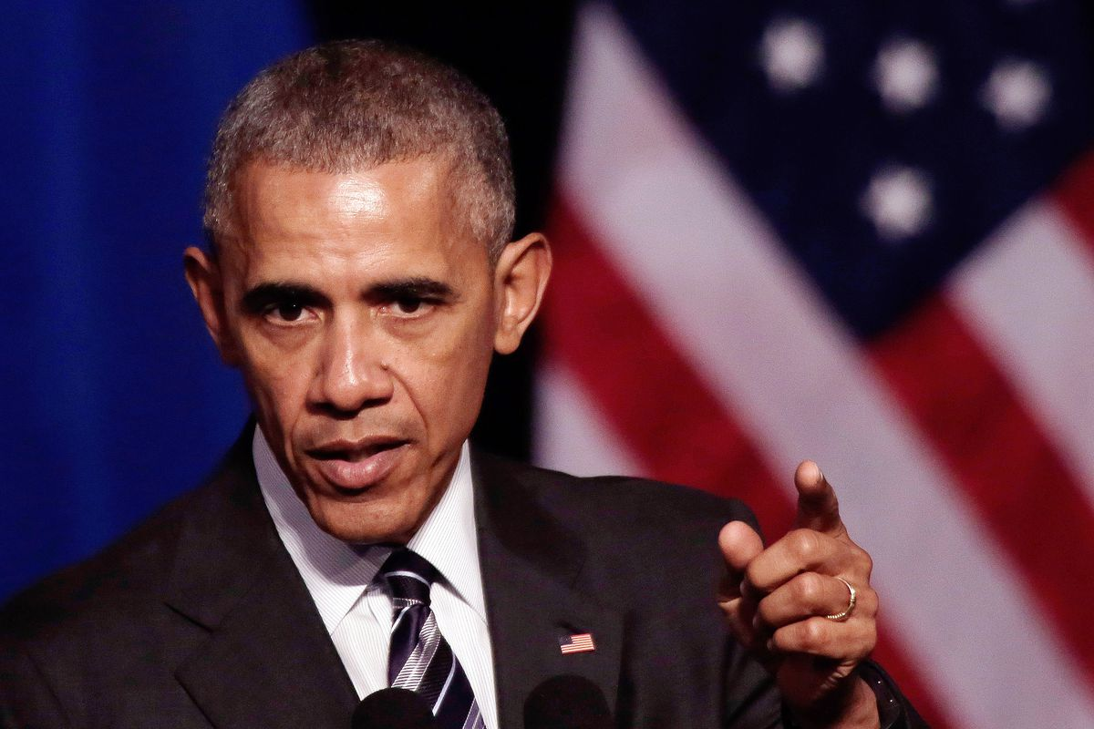 Barack Obama isn't happy with Facebook and Google, either