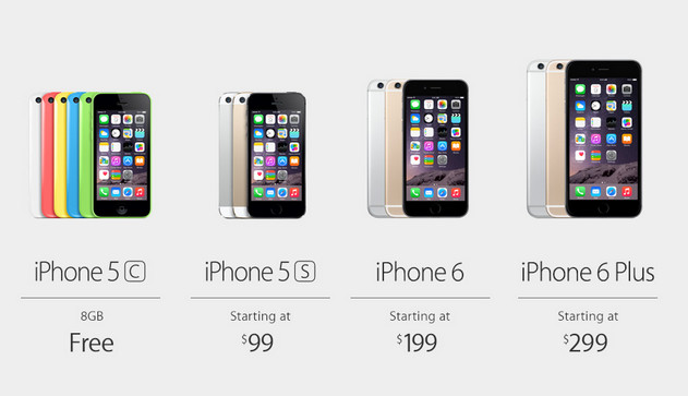 IPhone 6 Release Date September 19th Prices Start At 199 For 47