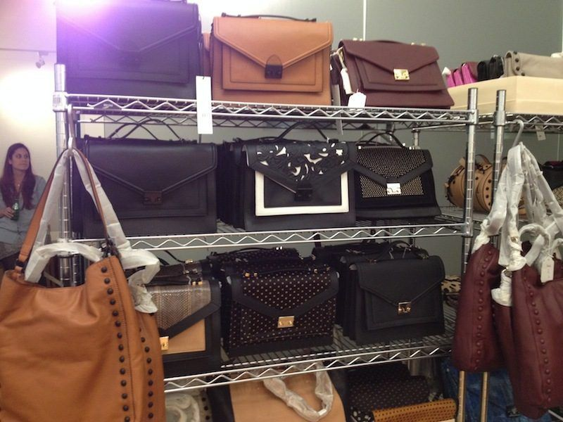 More Bags Than Ever at the Loeffler Randall Sample Sale - Racked NY