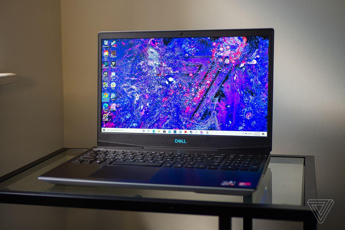 Best Laptops 2020: Dell G5 15 SE