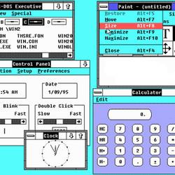 Windows 2.0 (1987)
