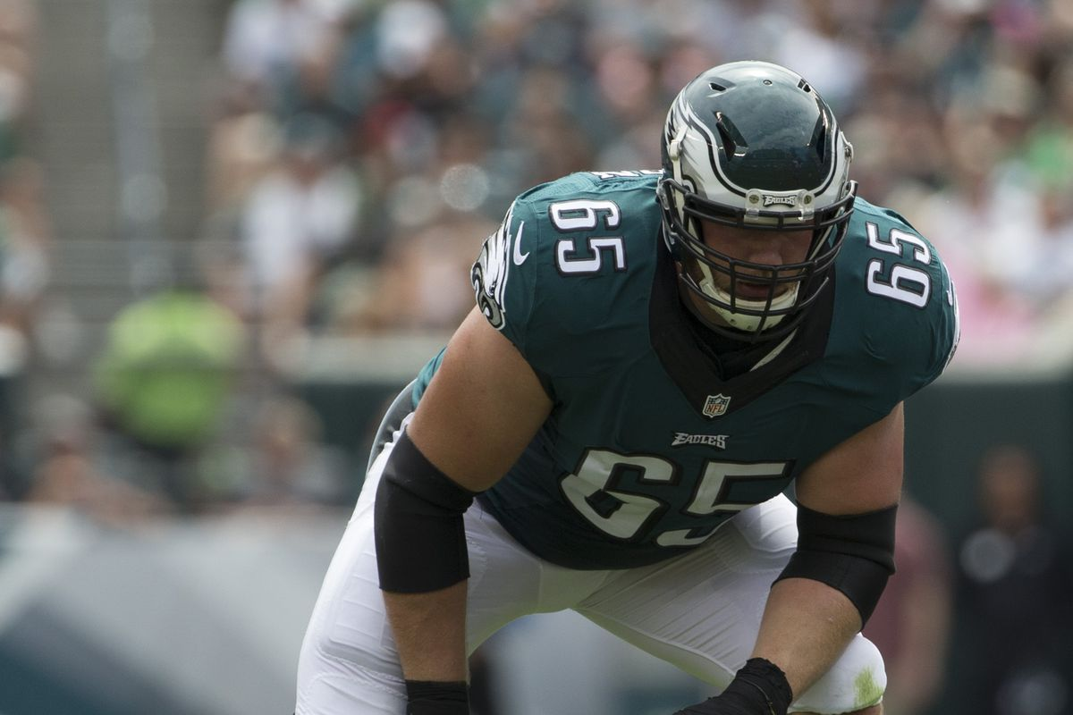 e2c882c1eaf Eagles will reportedly keep Lane Johnson at right tackle following Jason  Peters injury