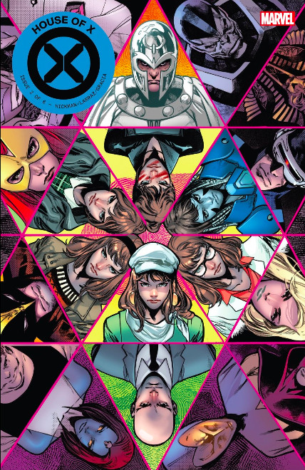 Marvel's House of X: Marvel changed everything we thought we