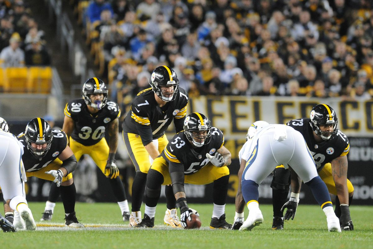 Is The Pittsburgh Steelers Current Offensive Line Overrated