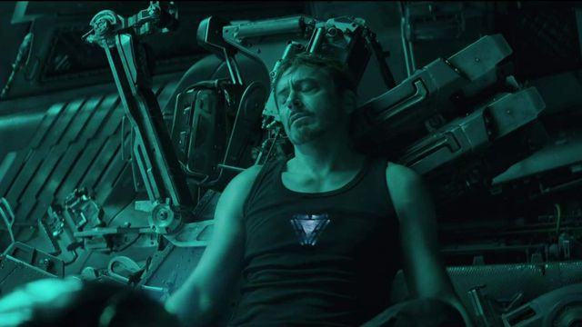 Tony Stark in the first trailer for <em>Avengers: Endgame </em>— the first step into the future of the genre.