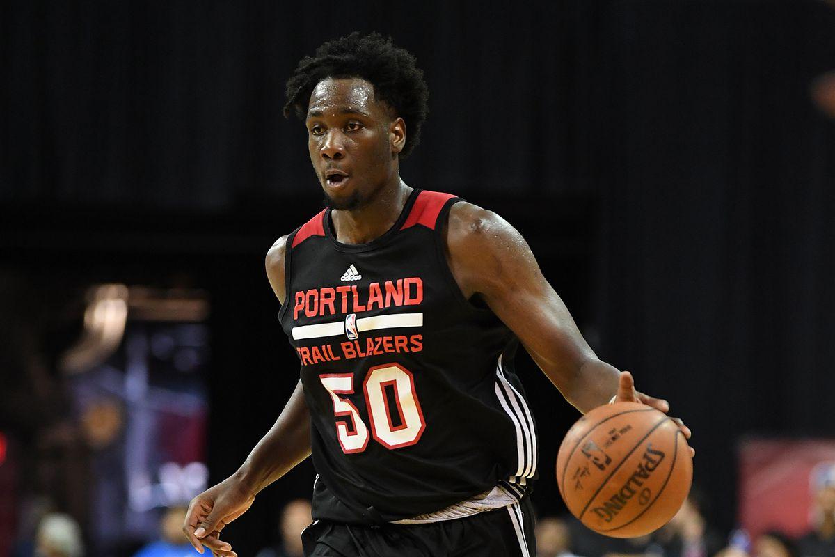 NBA: Summer League-Portland Trail Blazers at Memphis Grizzlies