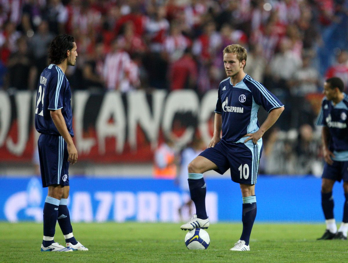 Atletico Madrid v FC Schalke - UEFA Champions League Qualifying Round