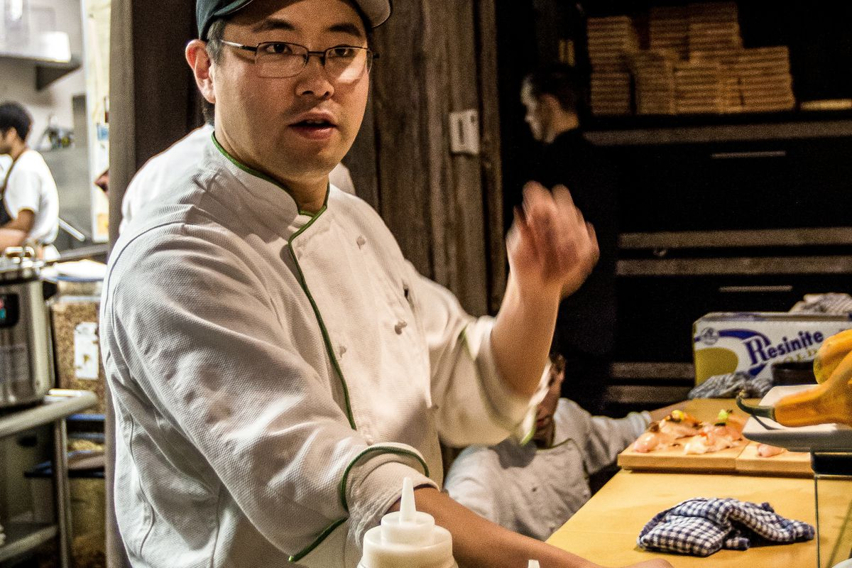 Two new restaurants in a matter of months for this chef