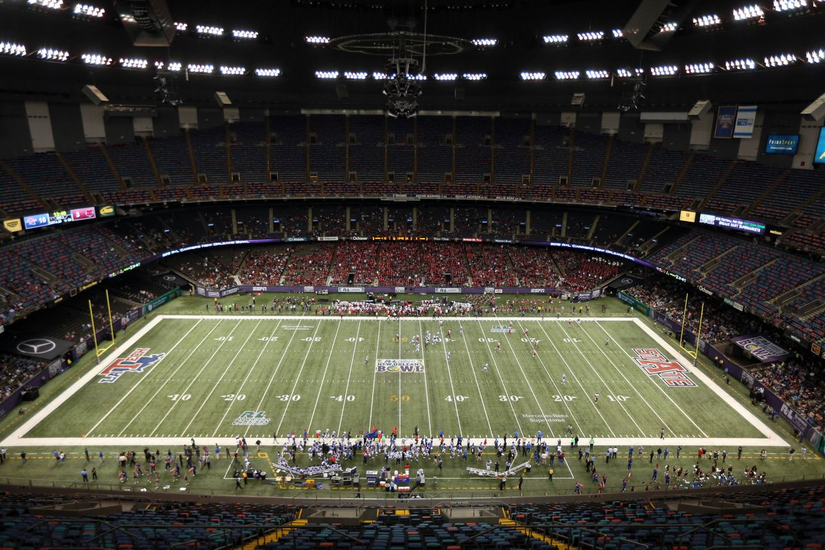 2016 New Orleans Bowl Southern Miss Vs Louisiana