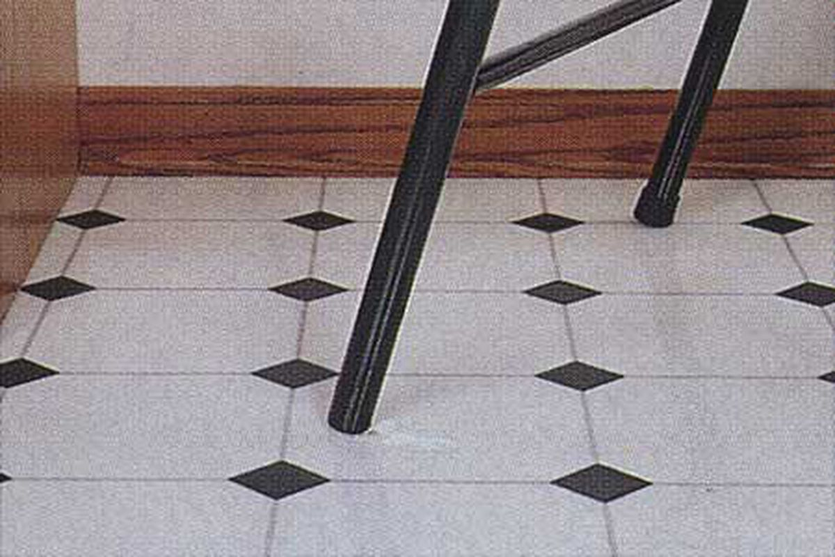 Fast Fixes For Vinyl Floors This Old House