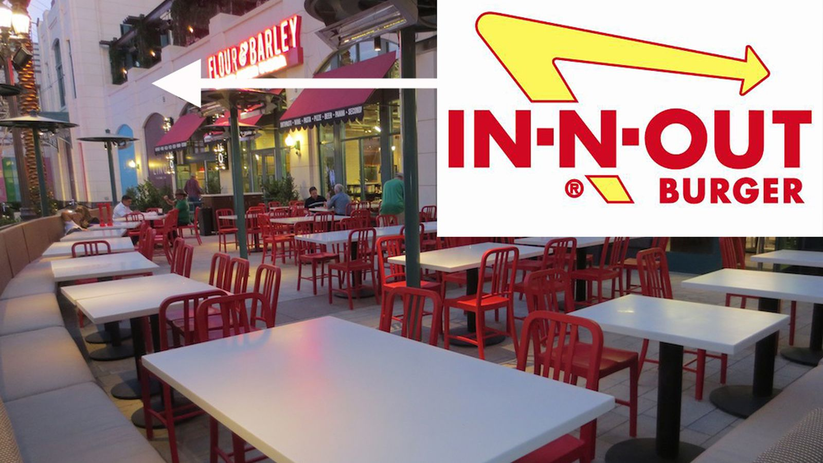 Everybody Panic: In-N-Out Burger Heads to The Linq - Eater Vegas