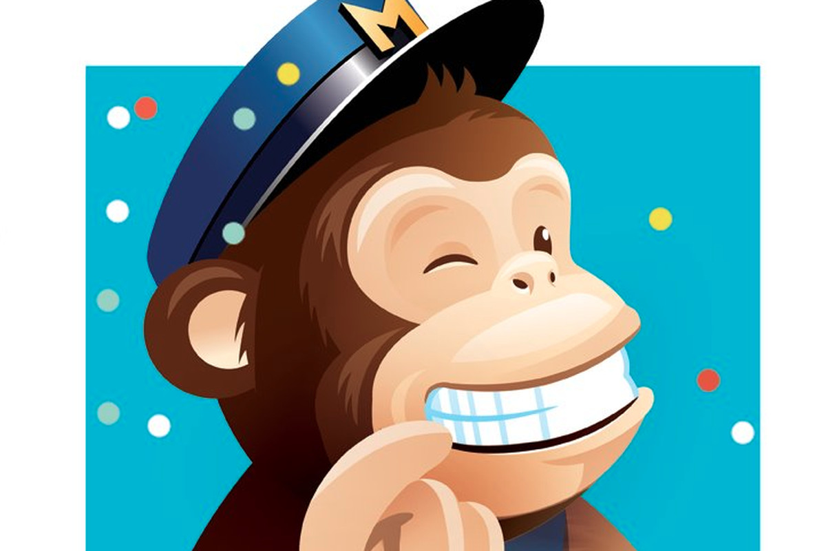 mailchimp logo not showing