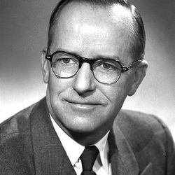 J. Bracken Lee, Utah's ninth governor, 1949 -1957.