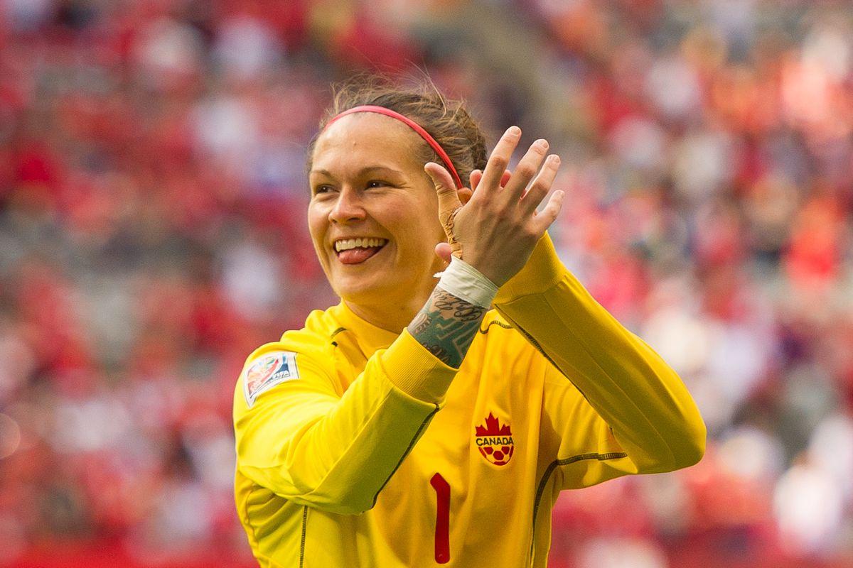 Switzerland v Canada Round of 16 - FIFA Women's World Cup 2015