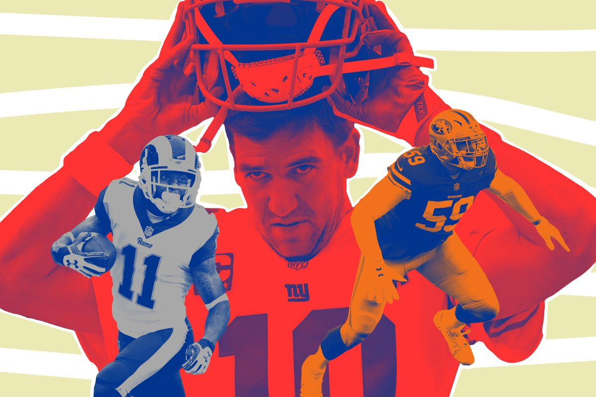 The Biggest Bets of the 2018 NFL Offseason - The Ringer