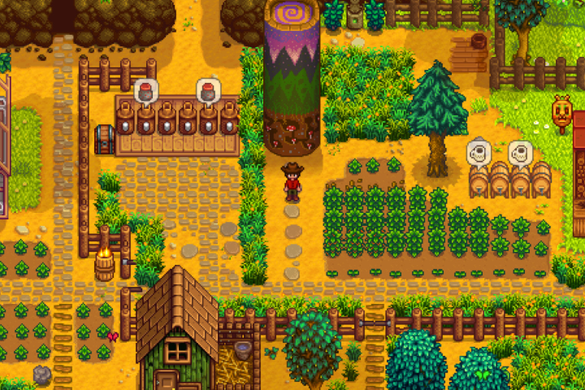 Stardew Valley is coming to the Switch, multiplayer mode to