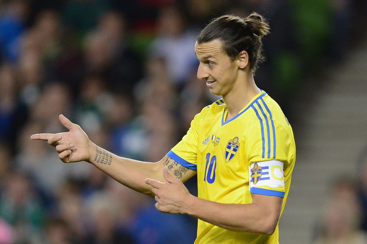 Ibra in MLS?  Who could afford him...