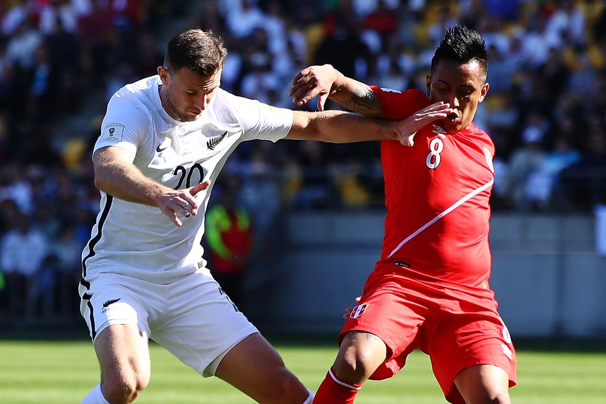 Peru beat New Zealand to take last World Cup spot