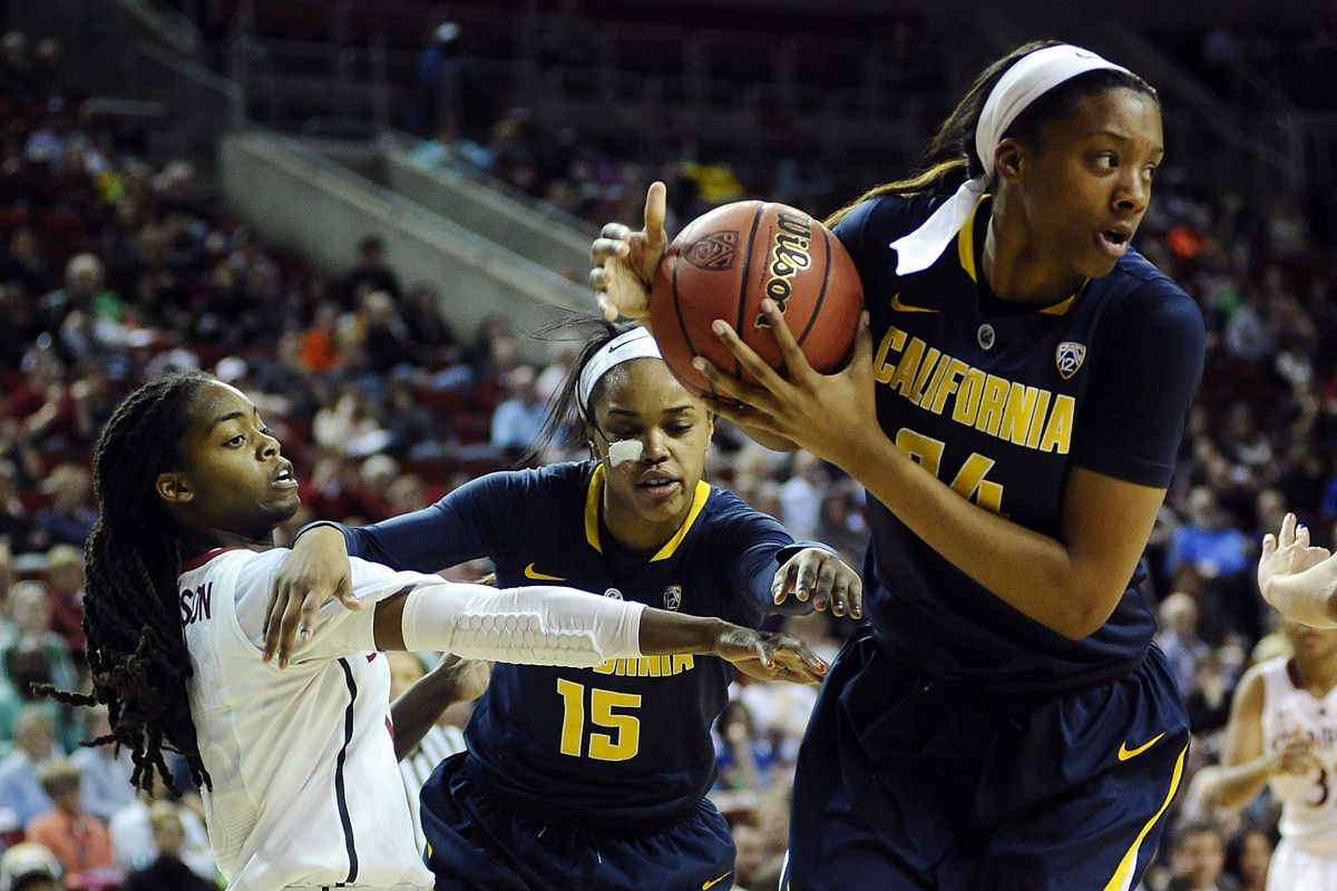 NCAA Womens Basketball: Pac-12 Conference Tournament-Stanford vs California