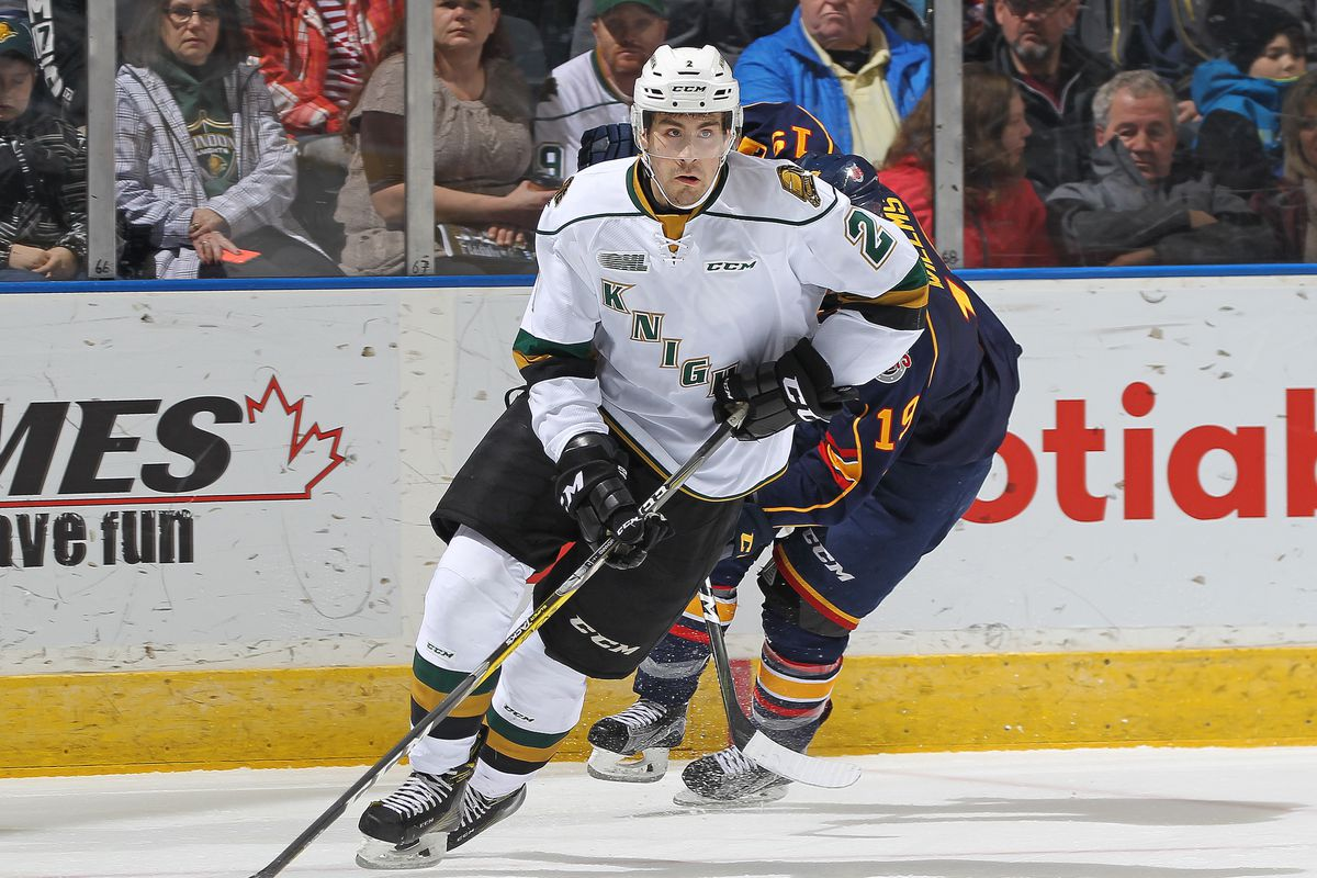 Barrie Colts v London Knights