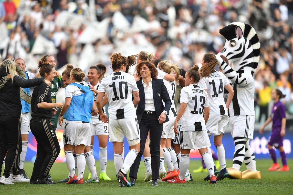 Juventus FC Women v Fiorentina Women's FC - Women Serie A