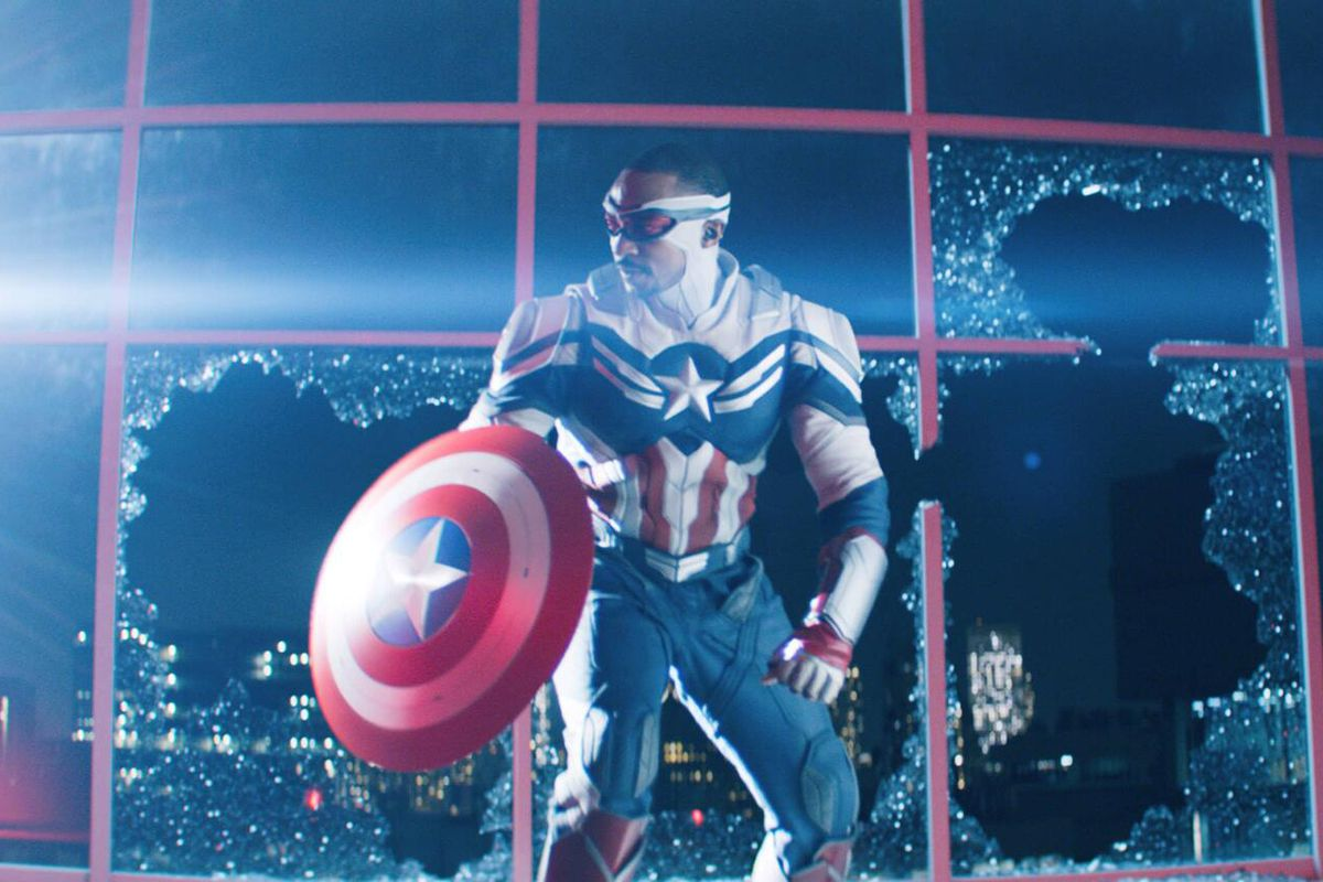 Captain America 4: Anthony Mackie to star as Cap in new MCU movie - Polygon