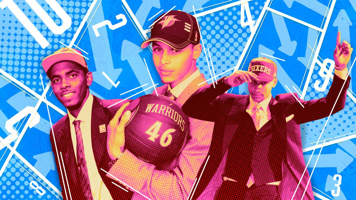 9790b9112fa8 Ranking the Past 10 NBA Drafts - The Ringer