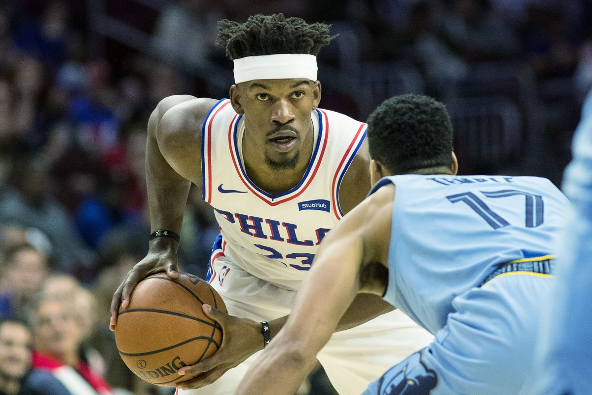 9c718991910a Jimmy Butler could benefit from more minutes without Ben Simmons ...