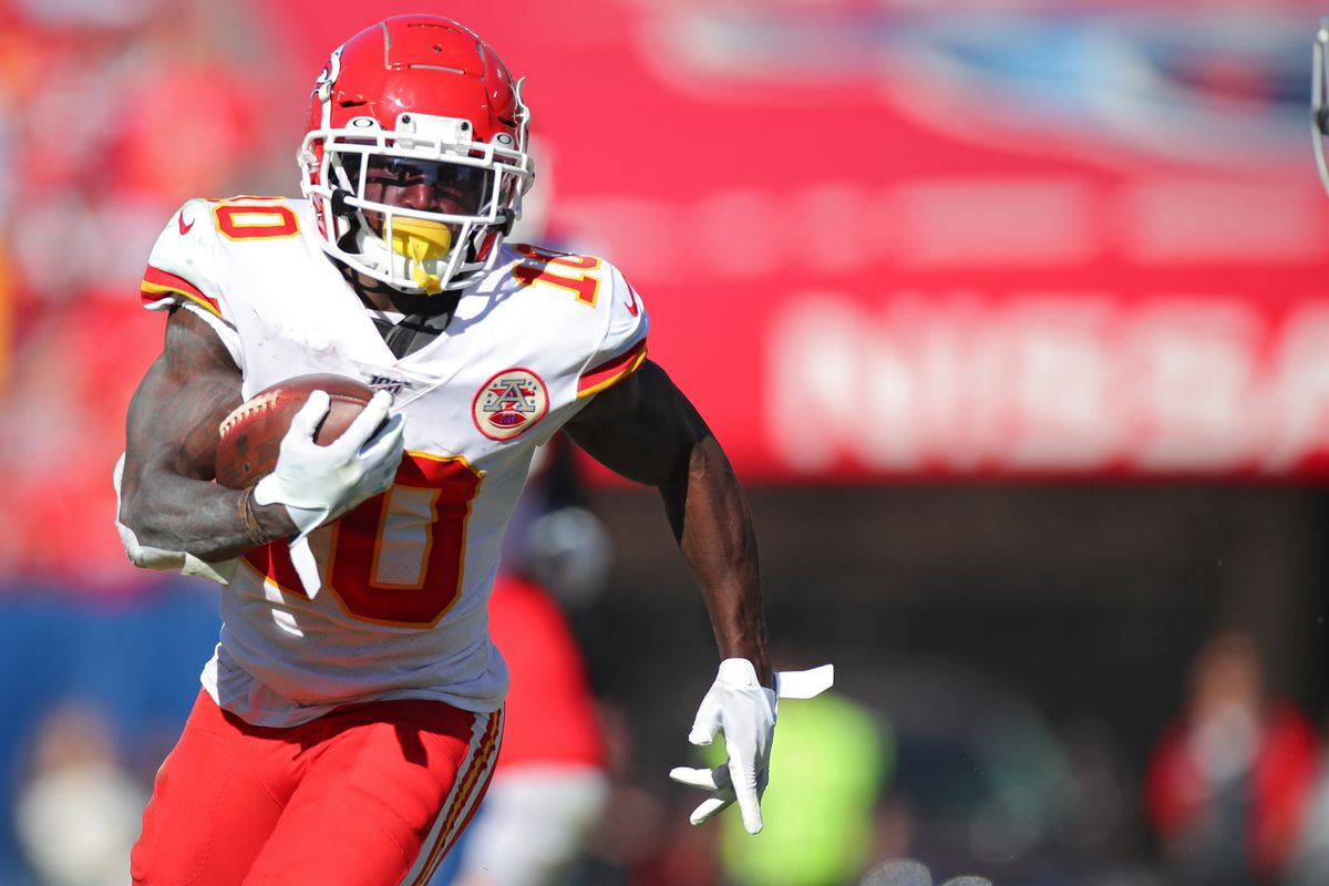 Tyreek Hill injury: NFL Network provides update on Chiefs receiver