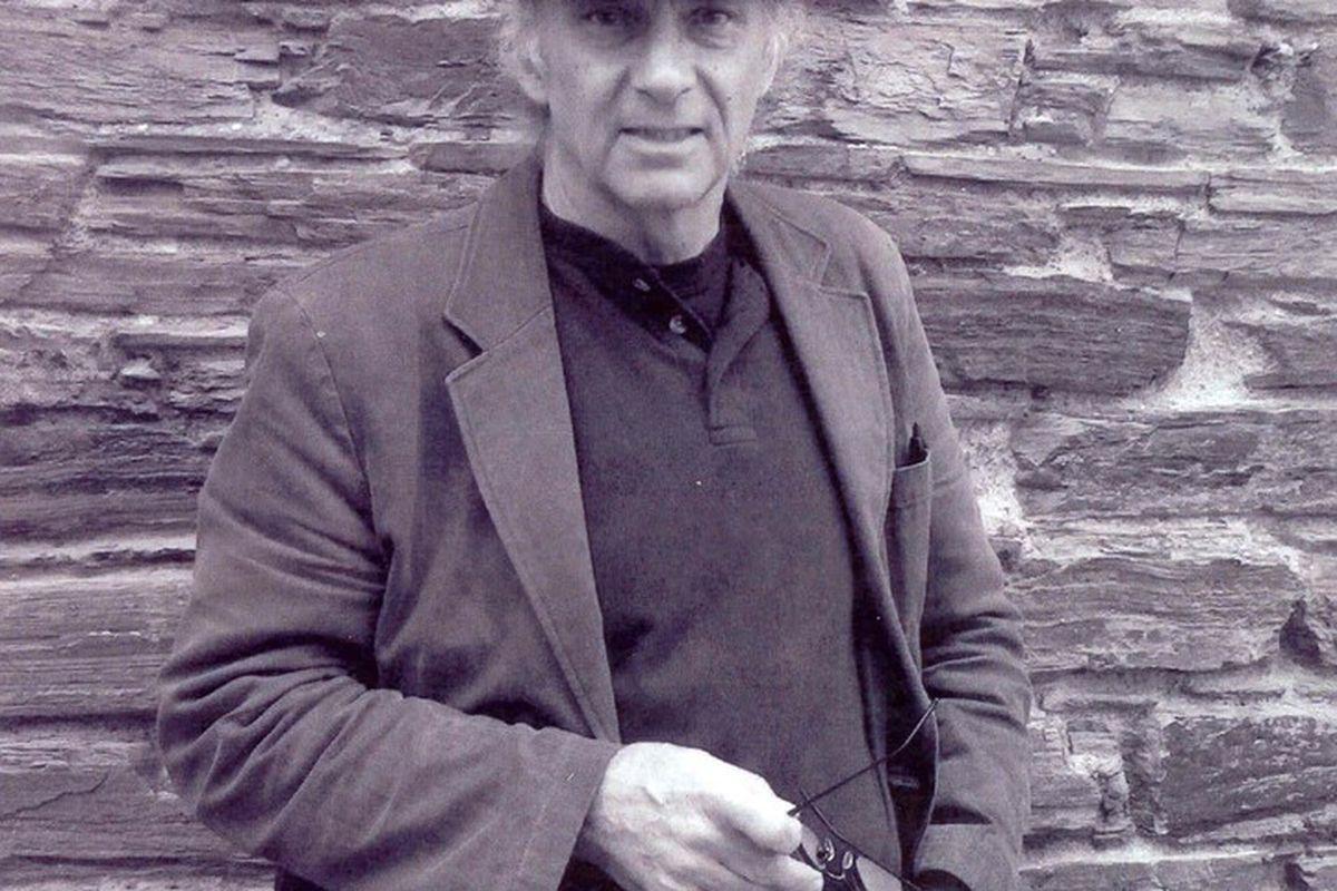 "Randall Maggs, author of ""Night Work: The Sawchuk Poems"". (Photo courtesy Brick Books)"