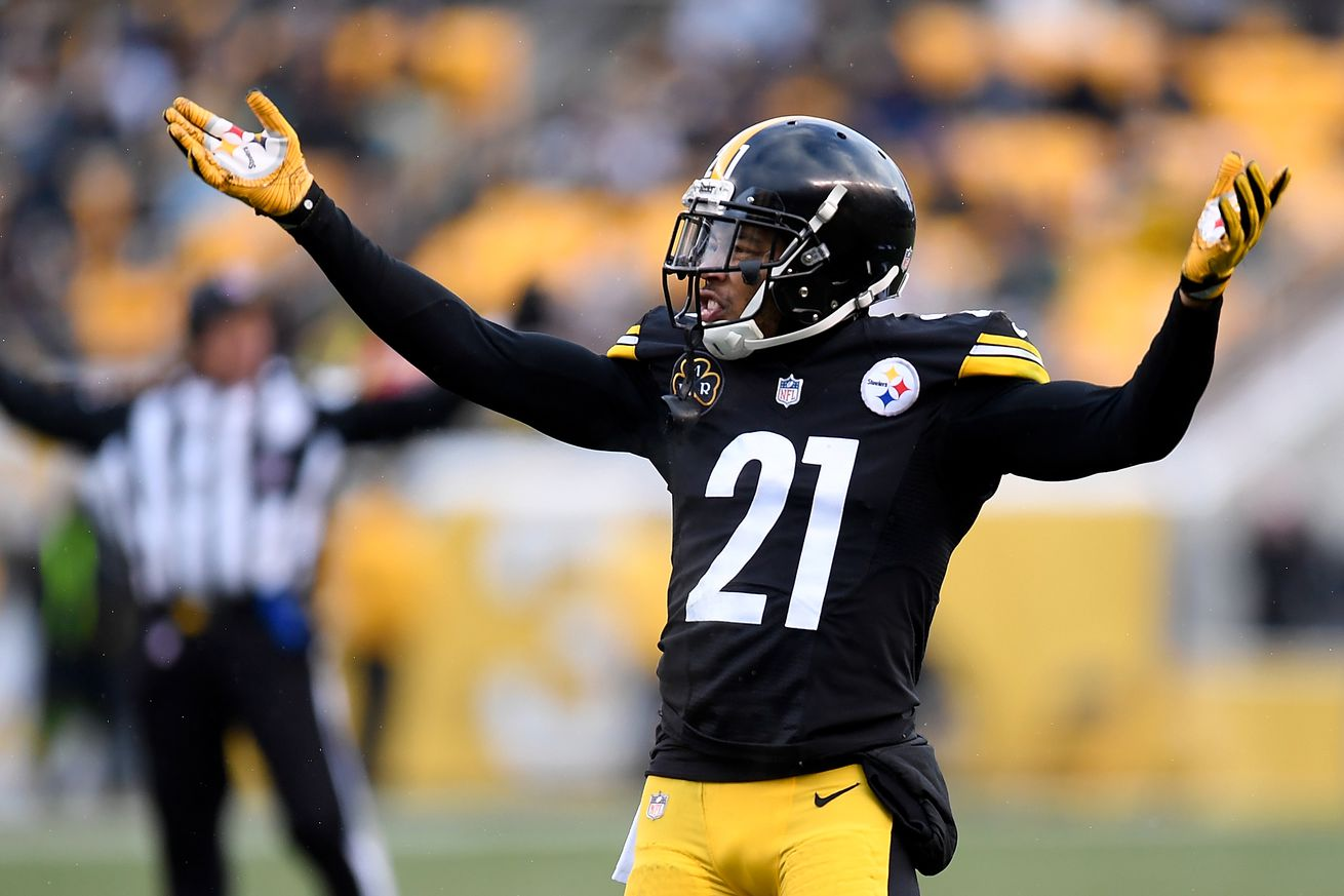 Joe Haden believes 'it's truly a blessing' to be with the Steelers