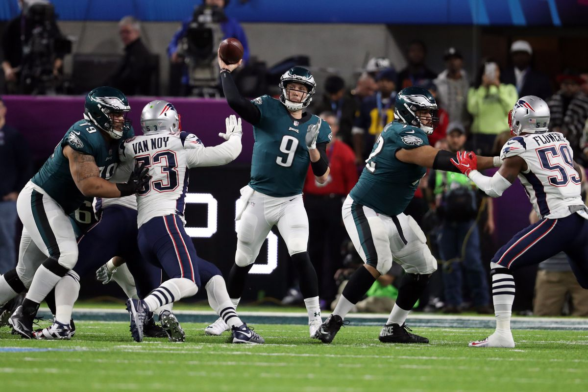 657b60a9303 Super Bowl 52: Patriots, Eagles easily broke the record for total ...