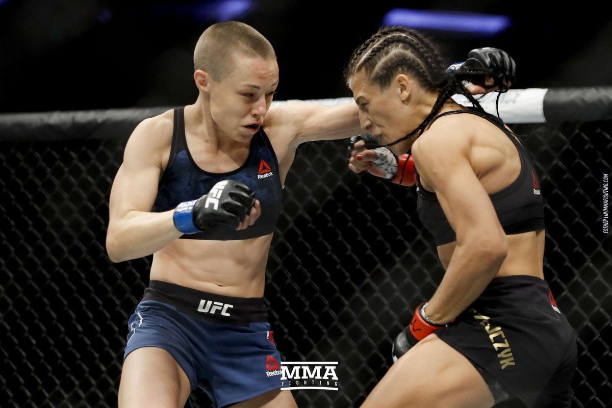 Ufc 217 Results From Last Night Joanna Jedrzejczyk Vs Rose Namajunas Fight Recap Mmamania Com