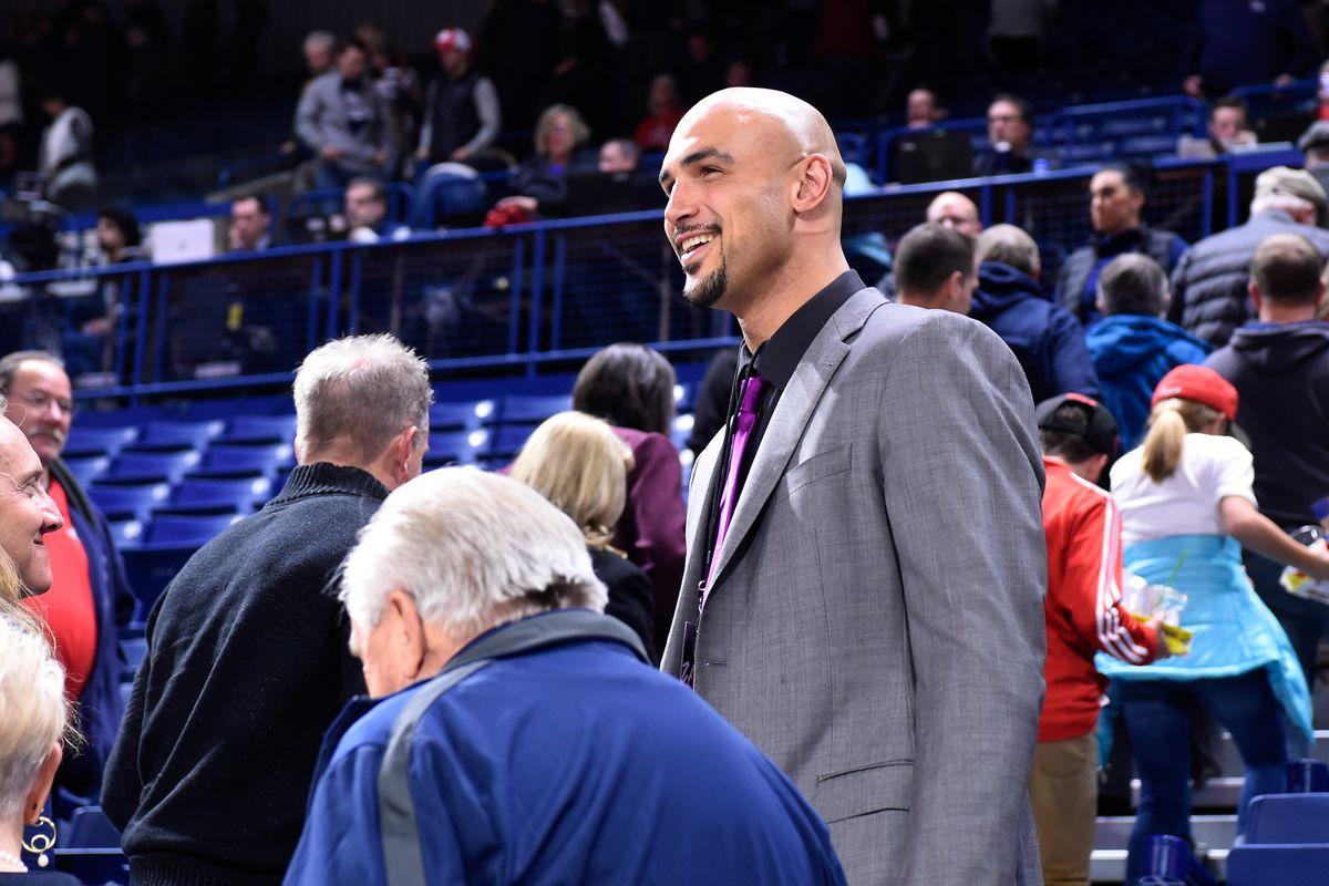 NCAA Basketball: North Dakota at Gonzaga