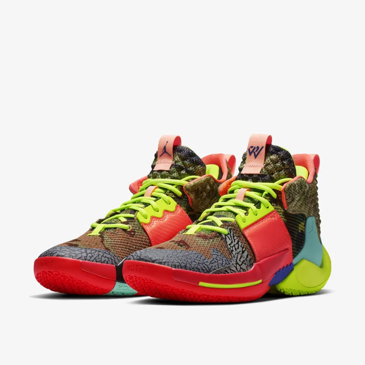 5556cca9196 NBA All-Star Game 2019: Russell Westbrook's latest Why Not Zer0.2 ...