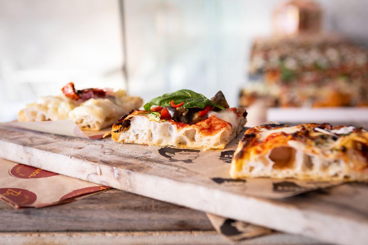 Pizza al taglio from Barbara Express