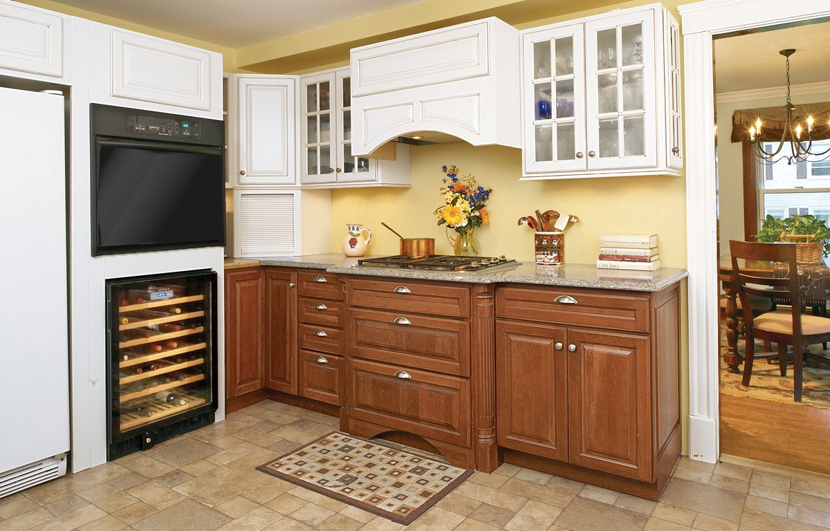 """""""We Found Our Dream Kitchen on Craigslist"""" - This Old House"""