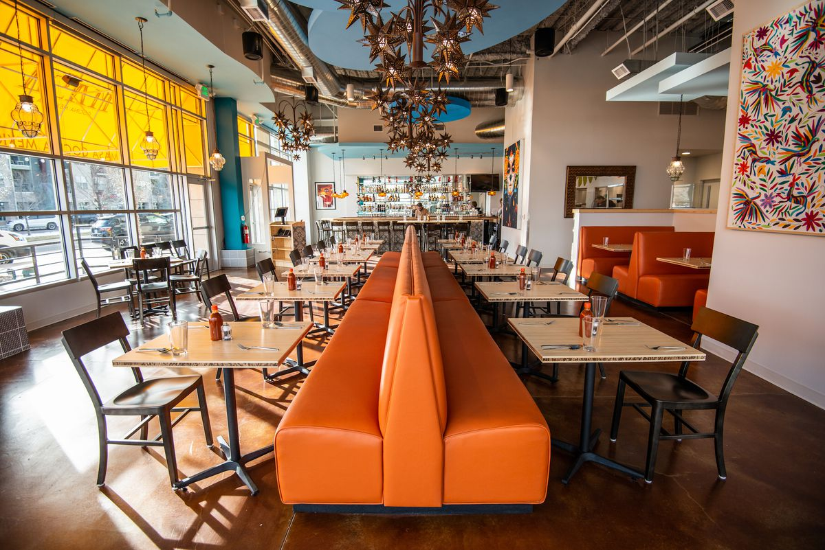Kevin Taylor S New Restaurant Masa Is The Next Stop In