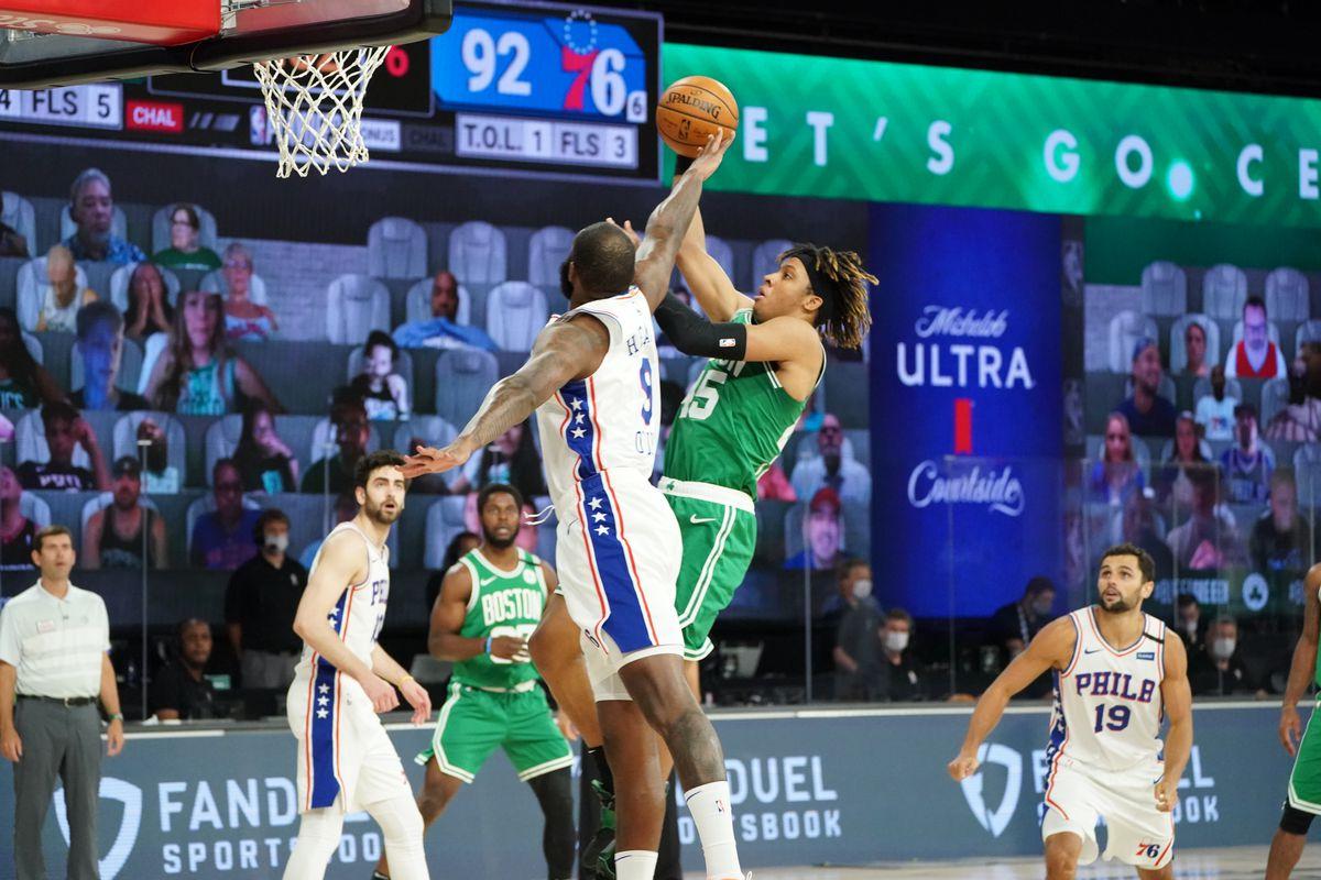 Philadelphia 76ers v Boston Celtics - Game Two