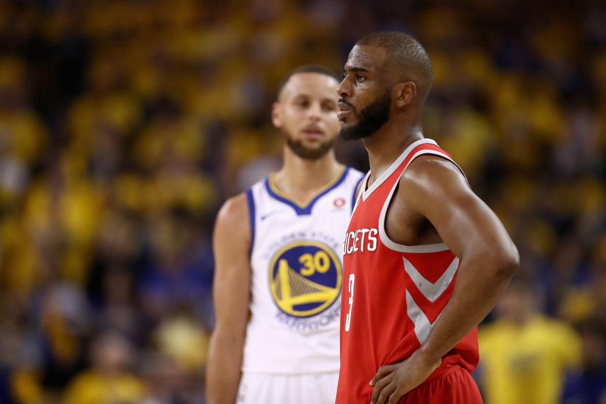 03d062f10055 Did the Rockets lose the off-season arms race with the Warriors ...