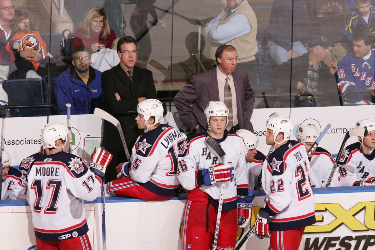 Wolf Pack vs Sound Tigers