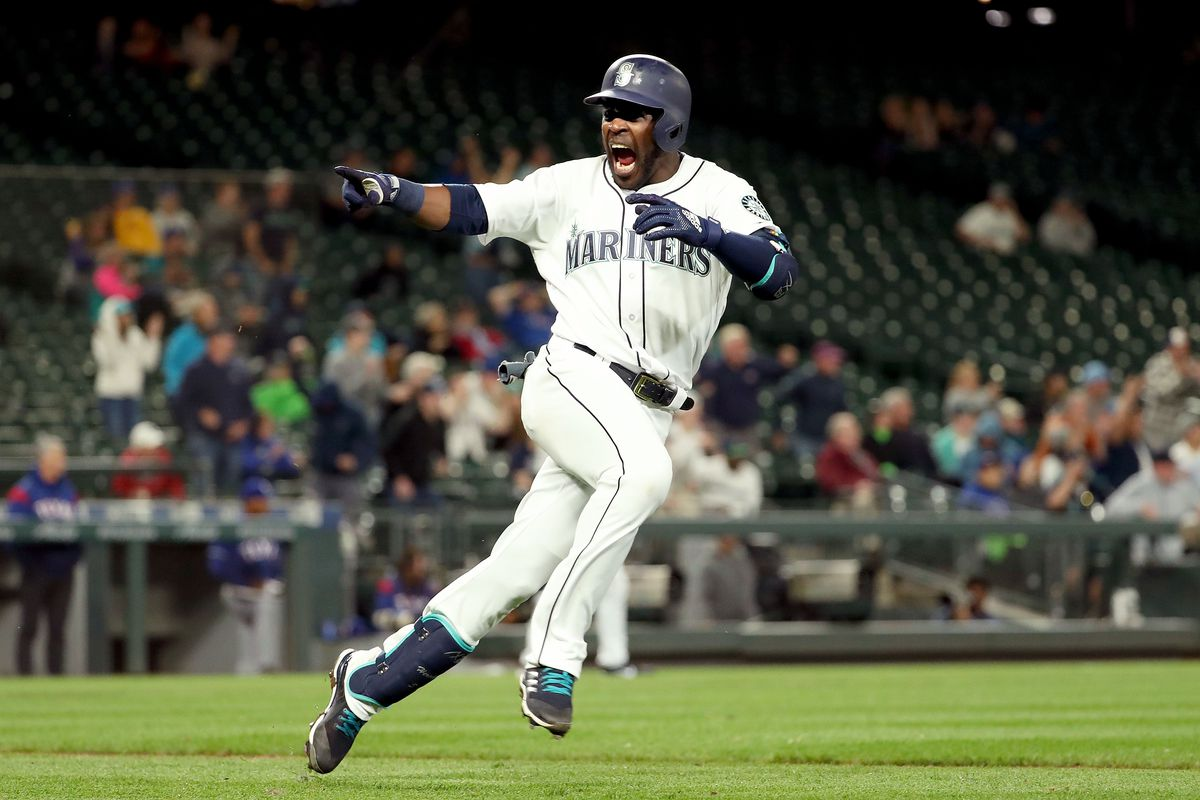 separation shoes 66f67 09455 Guillermo Heredia recognized as Seattle Mariners' 2018 Heart ...