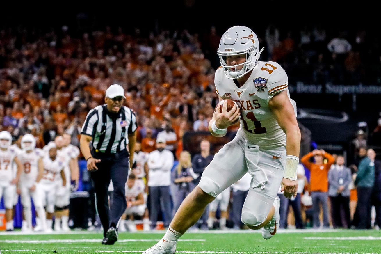 Three Longhorns named to SI's Top 100 players entering 2019