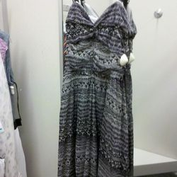 Free People dress for $49 (we just saw it in Bloomie's for full price of $128)