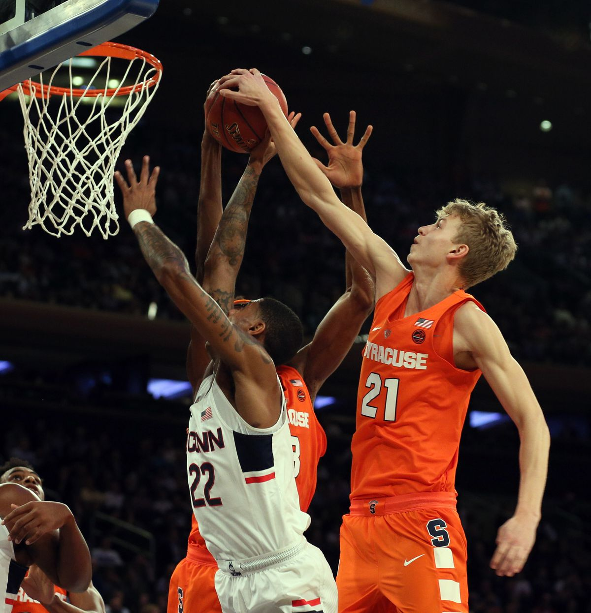 Syracuse Basketball Circling The Can T Miss Games Of The 2018 2019